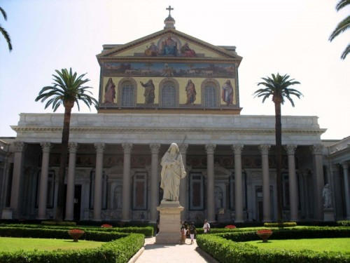 Roma - Basilica di San Paolo