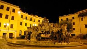 Lanuvio - Fontana degli Scogli