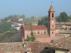 Parrocchiale di Serralunga d'Alba (Langhe)
