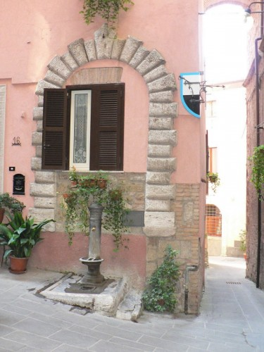Orte - Fontanella comunale