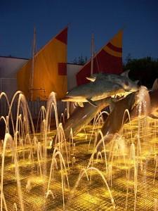 Delfini a Oltremare