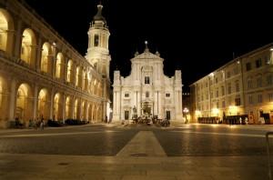 Basilica di notte