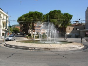 Fontana della stazione
