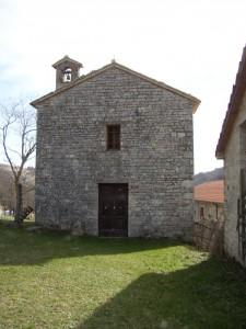 Santa Maria in Valfucina