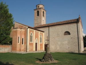 Chiesa di San Matteo Apostolo a Vanzo