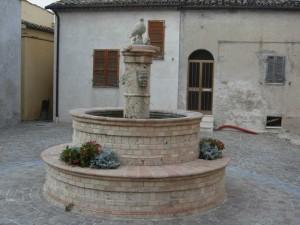 Fontana del Piccione