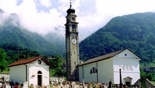 Sovramonte - La chiesa di Aune