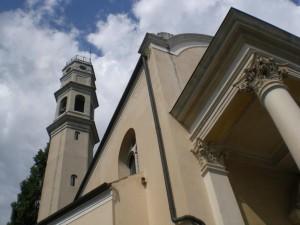 Chiesa di villa Ca' Erizzo