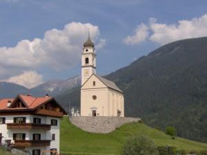 Chiesa S. Osvaldo - Bedollo
