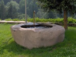 Una delle fontane di Regnana - Bedollo