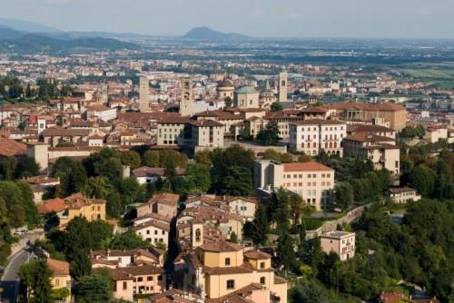 Bergamo - Quante chiese riuscite a contare?
