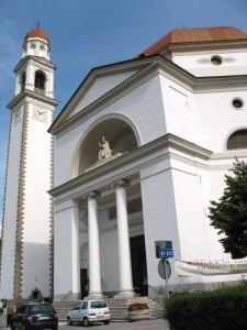 Chiesa di Auronzo di Cadore
