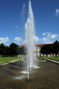 Fontana dell'aiuola Balbo