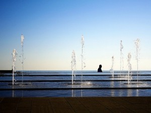Lungo il mare