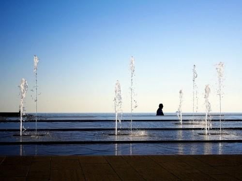 Chiavari - Lungo il mare