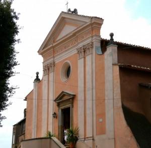 Ceri - Chiesa dell'Immacolata Concezione