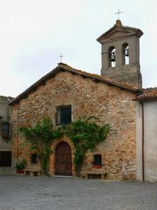 Sasso - Chiesa di Santa Croce