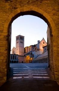 La Basilica al Calar del sole