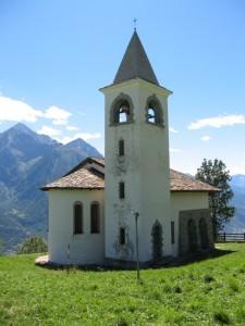 chiesetta di TroisVilles