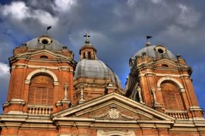 Cupole Santuario Beata Vergine - Fiorano