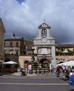 Fontana della Piazza del Comune