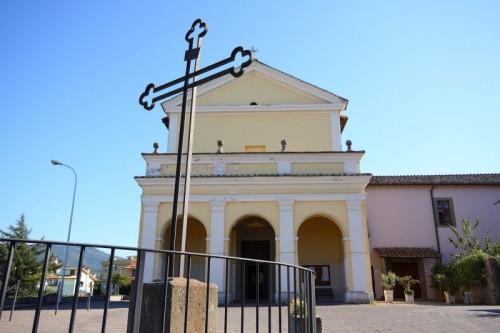 Vitorchiano - Chiesa S.Antonio