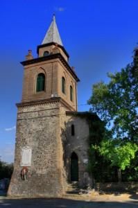 Campanile Chiesa Campiglio - Vignola (MO)