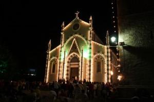 Santo Stefano d'Aveto, Santuario N.S. di Guadalupe