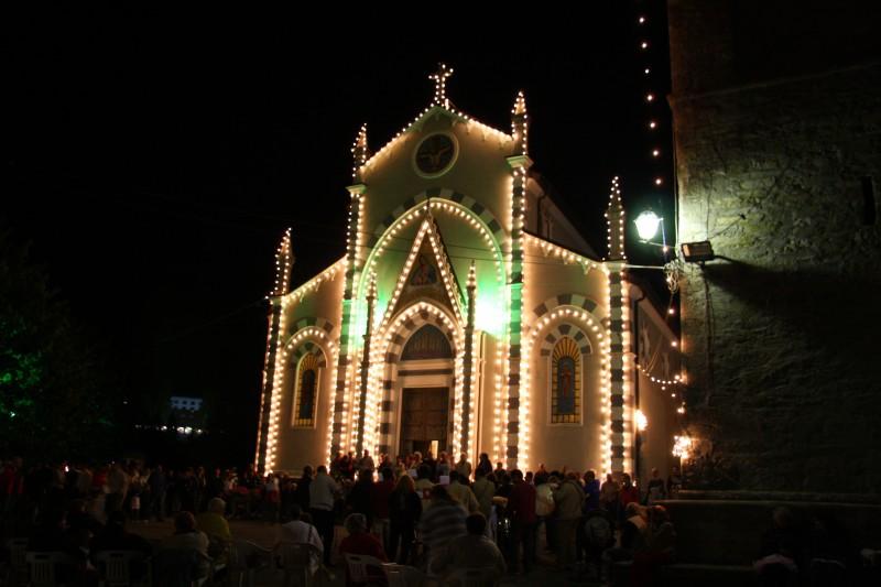 ''Santo Stefano d'Aveto, Santuario N.S. di Guadalupe'' - Santo Stefano d'Aveto