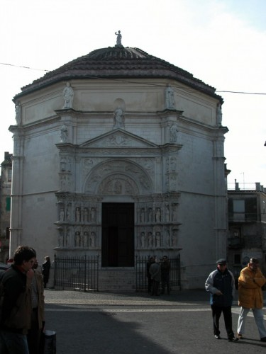 Vicovaro - Tempietto di San Giacomo