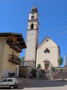 Chiesa di Montesover