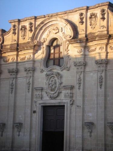 Castri di Lecce - Parrocchiale