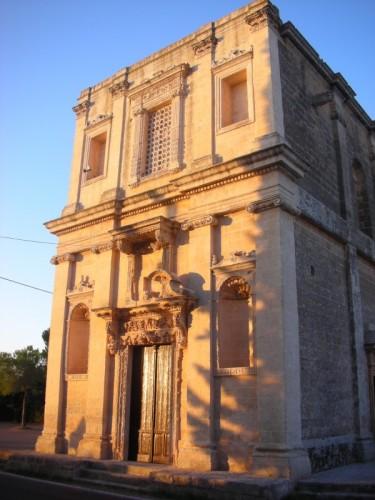 Castri di Lecce - Chiesa del Cimitero
