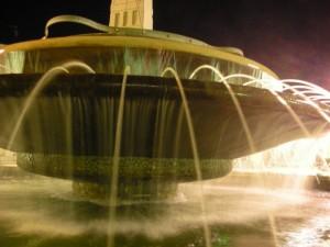 Fontana Castromediano - particolare -