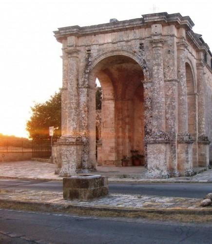 Morciano di Leuca - Santuario S. Maria del Belvedere (Leuca Piccola)