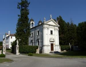 Chiesa di Santa Teresa. Sec. XVII.