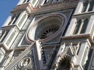 Particolare di Santa Maria del Fiore