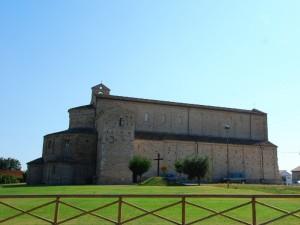 Basilica  S.Maria Piè di Chienti