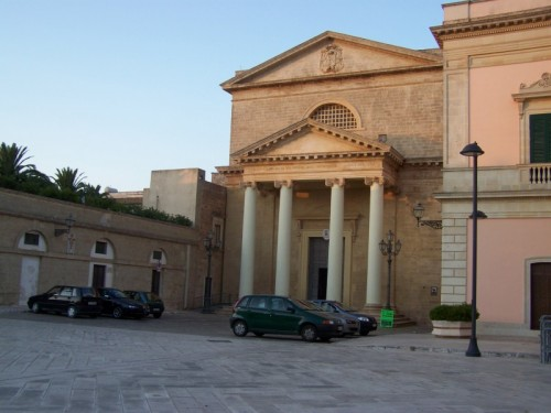 Ugento - chiesa cattedrale