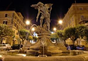 Fontana dell'Angelo - Monte Compatri