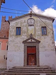 Chiesa del SS Nome di Gesù