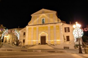 San Nicola - Rocca di Cave