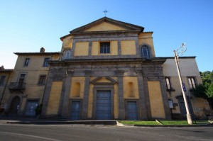 Risultati immagini per chiesa san michele arcangelo canepina