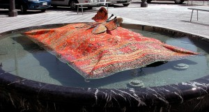 La Fontana delle Farfalle di Tonino Guerra