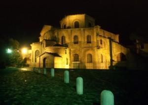 Ravenna-S. Vitale- Notturno