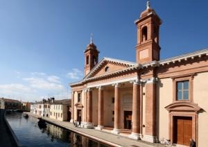Comacchio- SS Pietro e Paolo nell'Ospedale Vecchio