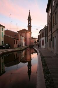 Comacchio- Chiesa del SS Rosario n.2