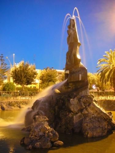 Caprarica di Lecce - Fontana del leone