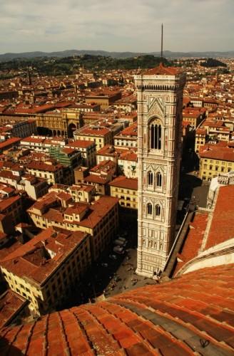 Firenze - Giù dalla Cupola