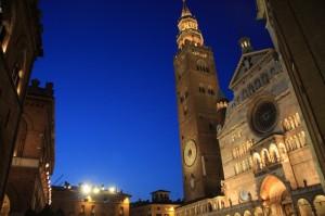 Piazza del Duomo . Notte